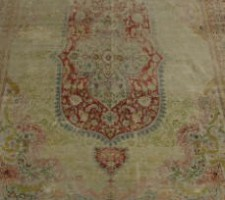 Antique Silk Rugs